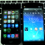 iPhone 5 vs Nexus 5【その3】