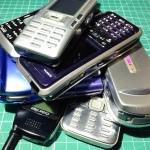 ガラケーの人気が再燃しているらしいので、僕の現存する歴代携帯電話のご紹介【後編】