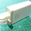 【裏技!?】 Ankerの40W 5ポート USB急速充電器には、Appleの純正コンセントプラグが使える!