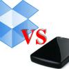Dropbox VS 外付けハードディスク【追記あり】