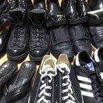 靴を断捨離する
