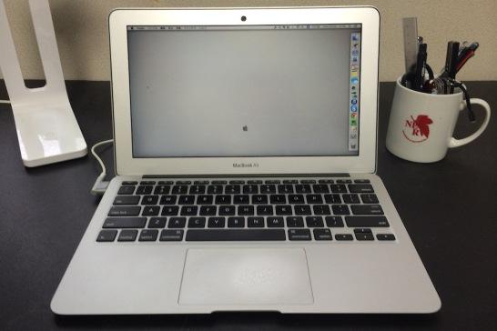 20141021MacBook Air