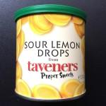 甘いものが苦手な人にも、タベナー サワーレモンドロップはオススメ