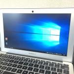 MacBook+Windows10が最強!と思うのは僕だけか? MacBook AirにWindows10を入れてみた