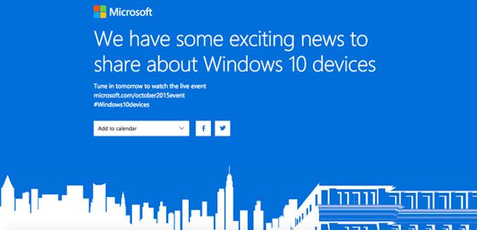 MicrosoftWindows10Conference2015