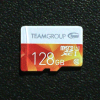 Amazon Fire タブレット 8GBをさらに強化! Team Micro SDHC/SDXC UHS-1 COLOR CARDシリーズ (128GB)でストレージを増やす