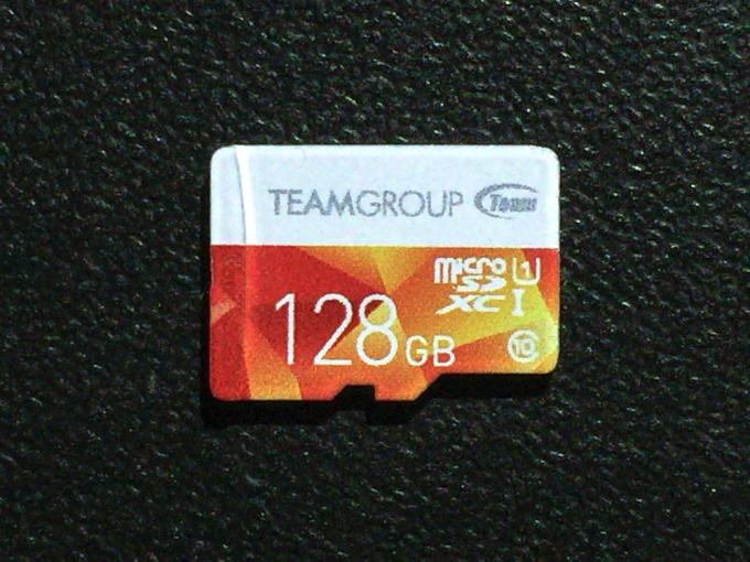 Team MicroSDcard