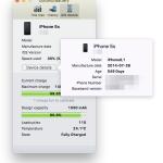 Macだけではない! iPhoneのバッテリーのヘタリ具合を確認できる 「coconutBattery」の使い方【その2】