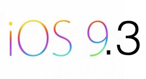 iOS9.3Beta1
