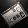 SIMカードケースで高城式カードケースを強化する