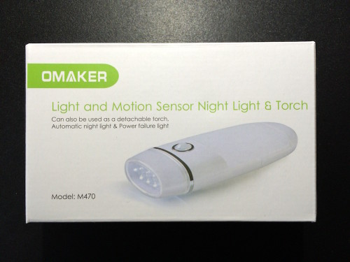 Omaker Light and Motion Sensor_a