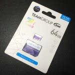 LUMIX CM10用にTeam Micro SDHC/SDXC UHS-1 COLOR CARDシリーズ を追加購入