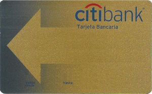 Citibank card