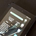 Android化したAmazon Fire(7インチ)のカスタムROMとホーム画面を変更した