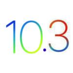 実はメジャー級のアップデート!? iOS10.3リリース!
