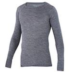 高城剛氏愛用のメリノウール100%ロングTシャツ「ibex M's Woolies 1 Crew」