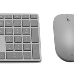 新型キーボード「Microsoft Modern Keyboard with Fingerprint ID」と新型マウス「Microsoft Modern Mouse」発表!