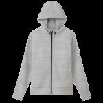 これがスリーパーフーディー後継着の決定版か!? 無印良品「綿混二重編み撥水パーカー」