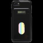 ICカードの残高を確認できるカードフォルダ付iPhoneケース「nocoly Air for iPhone 7」