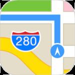 iPhoneのウィジェットにマップの運行状況を表示する方法