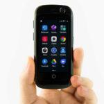 世界最小でLTE対応のAndroidスマートフォン「Unihertz Jelly Pro」はAmazonで購入可能!