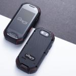 「Unihertz Atom」はIP68の防水・防塵性能を搭載した、世界最小の4Gタフネススマートフォン!