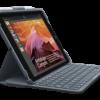 """もう """"Pro"""" は不要!? Apple Pencilホルダー付きiPad(第5・第6世代)用キーボードケース「ロジクール Slim Folio for iPad 」"""