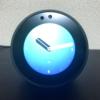 「ナカバヤシ Digio 2 for Echo Spot」で光沢も抑えてEcho Spotのディスプレイを保護する
