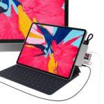 新型iPad Proに必須!? USB-Cハブ「HyperDrive for iPad Pro」