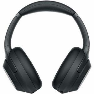 ソニー  ワイヤレスノイズキャンセリングヘッドホン WH-1000XM3